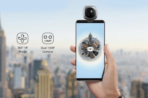 Vyzkoušeli jsme kamerku Huawei EnVizion 360