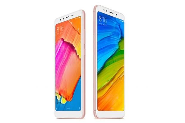 Xiaomi Redmi 5 a Redmi 5 Plus: takřka 6palcové displeje míří do střední třídy