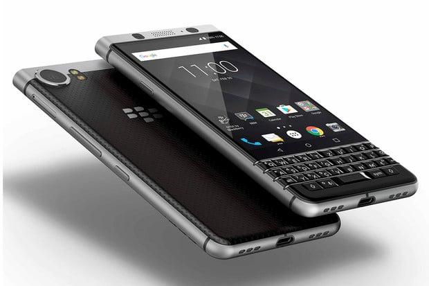 BlackBerry KEYone konečně dostává Android 8 Oreo