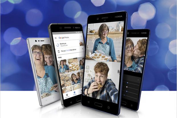 Nokia 8: v novém roce se selfie nevystačíte, potřebujete bothie