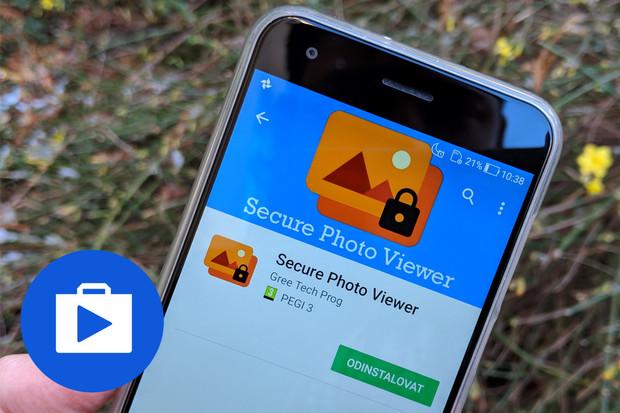 Bezpečné prohlížení fotek a rychlé přenosy souborů