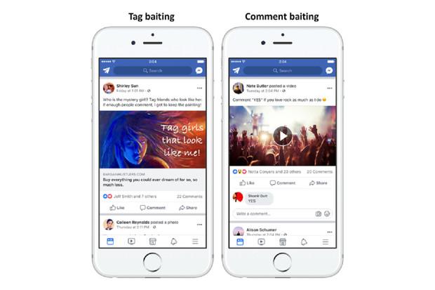 """Facebook zbrojí proti """"clickbait"""" příspěvkům. Zmizí vám z očí"""