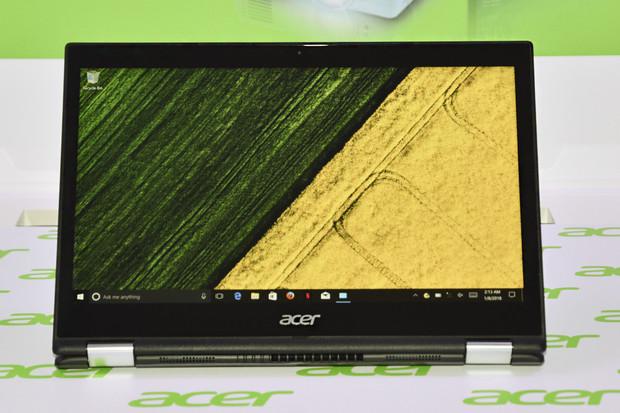 Prohlédněte si nový Acer Spin 3 a Chromebook 11 v naší fotogalerii z CESu