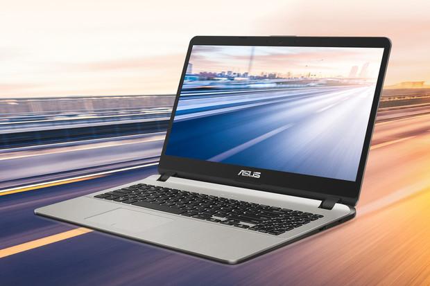 Nový notebook ASUS X507: tenčí rámečky i slušný výkon