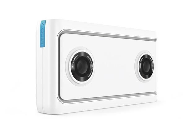 Lenovo a Yi Technologies představili kamery pro VR180