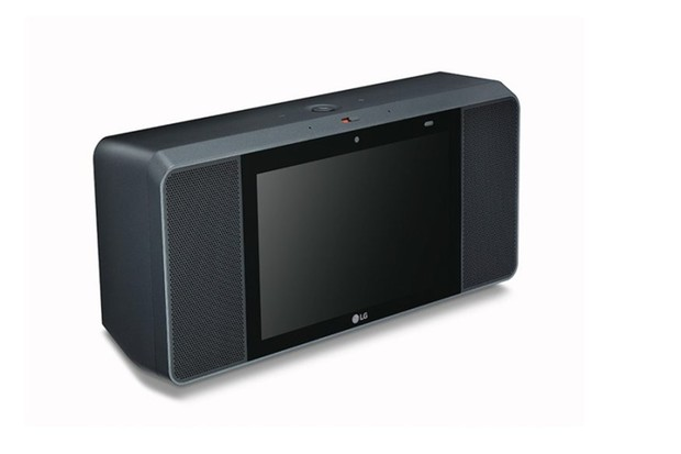 LG WK9 cílí proti Amazon Echo Show