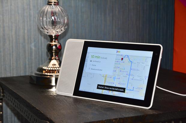 Lenovo Smart Display je chytrá obrazovka, která pro vás vyhledá cokoli
