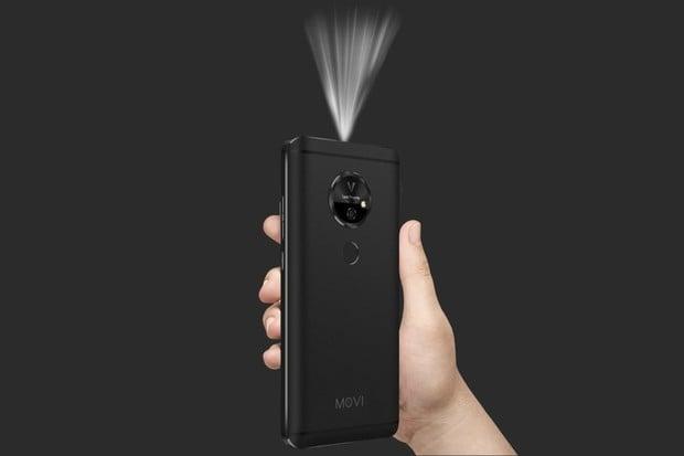 Mobil s projektorem? Skrývá jej nenápadná novinka Moviphone