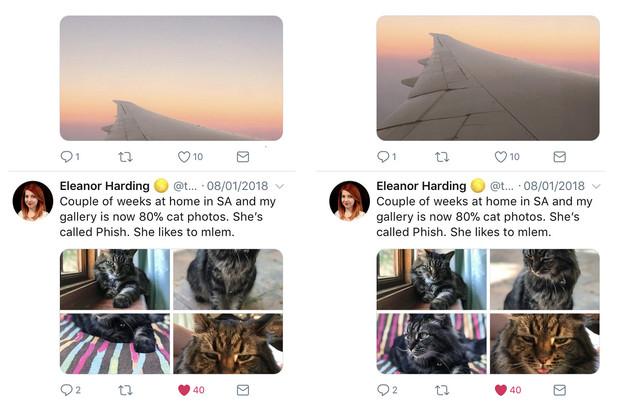 Twitter nasazuje strojové učení pro automatické ořezávání fotografií