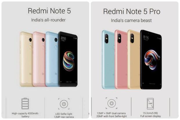 Skoro jako iPhone. Xiaomi Redmi Note 5 Pro vystavuje svůj duální fotoaparát