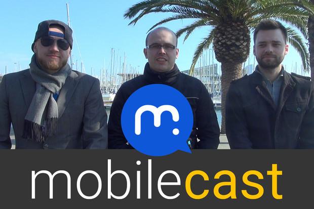 mobilecast #145: palmy, Barcelona a MWC 2018