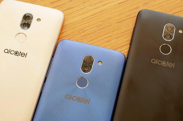 Alcatel chystá 6 levných smartphonů. Všechny s velkými displeji