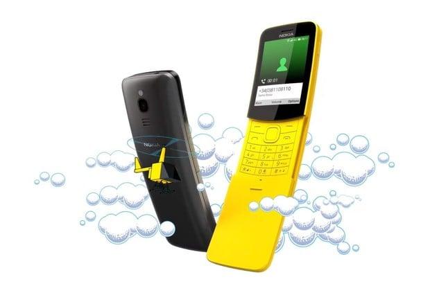Nokia 8110 s podporou LTE zlevňuje, pořídíte ji za 799 Kč