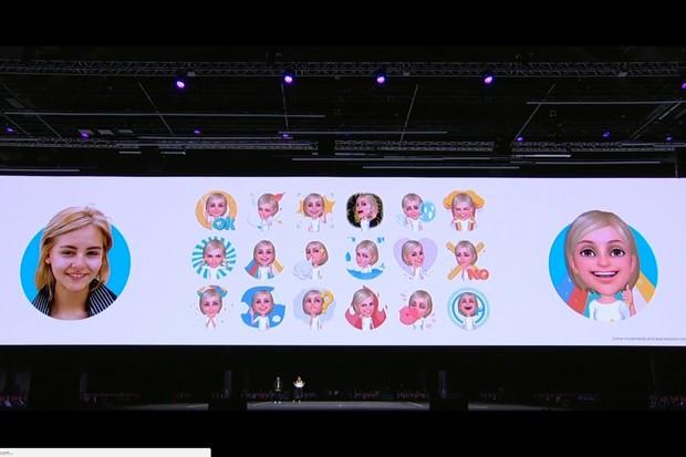 Chcete být animovaní? S novými AR Emoji u Samsungů Galaxy S9 to bude možné