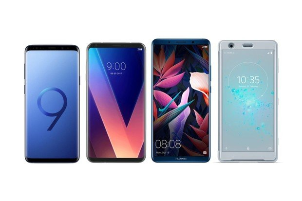 Samsung Galaxy S9 a Sony Xperia XZ2: jak si vedou vedle konkurence