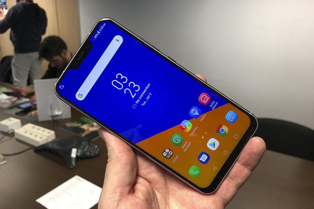 ASUS ZenFone 5 (2018): nudle s 6,2palcovým displejem a duálním fotoaparátem