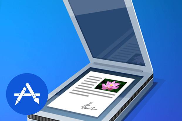 Díky aplikaci Scanner Pro se váš skener stane zbytečností