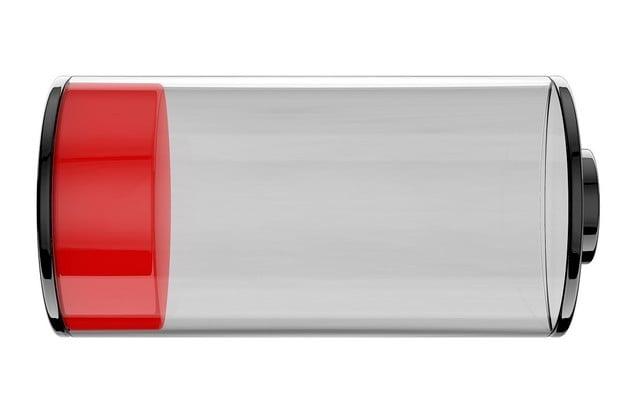 Microsoft si patentoval přesnější ukazatel stavu baterie