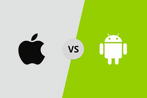 Aplikace na iOS vydělávají v průměru o 64 % více než aplikace na Android