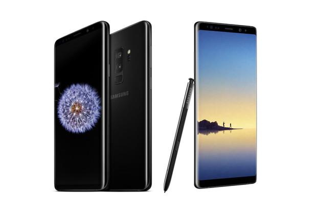 Samsung Galaxy S9+ nebo Galaxy Note8? Který se aktuálně vyplatí více?