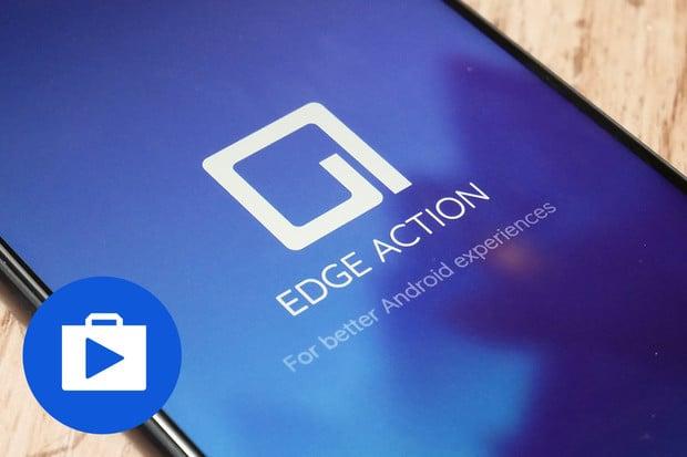 Získejte rychlý přístup k aplikacím či kalendáři díky panelu Edge Action