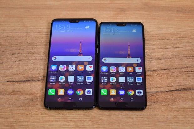 Jak se liší Huawei P20 a P20 Pro? Podívali jsme se na klíčové rozdíly