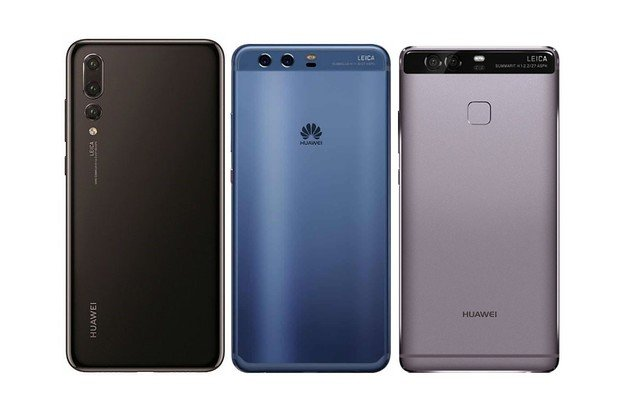 Vždy něco navíc: Huawei P20 Pro vs. P10 Plus a P9 Plus