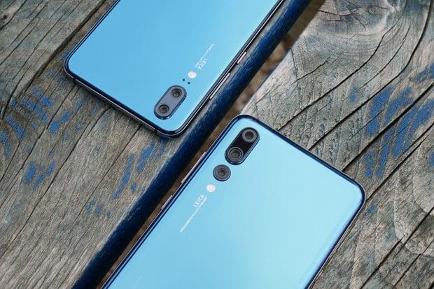 Huawei vypouští Android 9.0 Pie pro modely P20 Pro, P20 a Mate 10 Pro