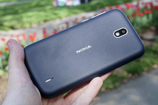 Nokia 1 z roku 2018 získává nejnovější Android 10 v Go edici