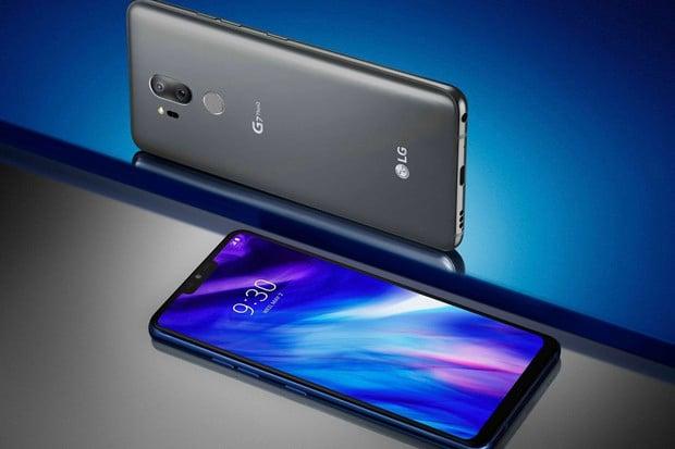 LG G7 ThinQ si na domácím trhu připisuje slibný start
