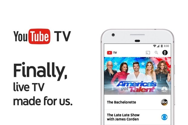 YouTube TV lze nově ovládat jednoduše vaším hlasem
