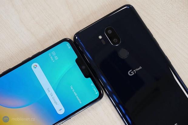 LG G7 ThinQ dorazí v červnu a pořádně se prodraží
