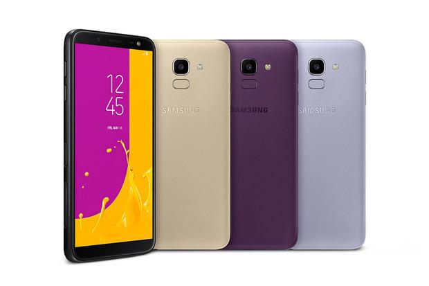 Levný Samsung Galaxy J6 získává nejnovější Android 10