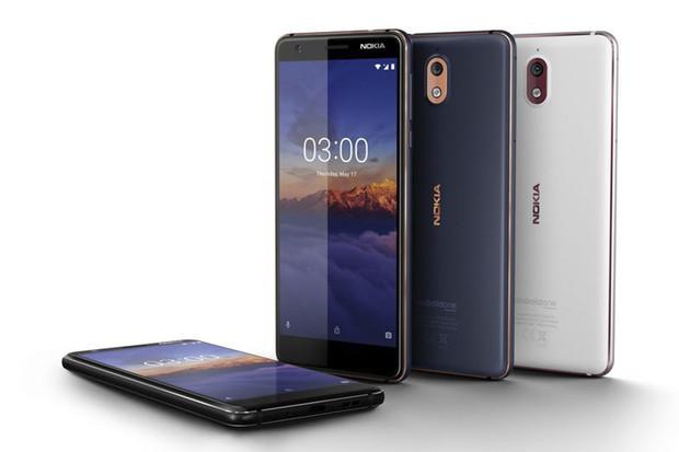 Nokia 3.1 dorazila do ČR. Láká na příznivou cenu a příslib Androidu P