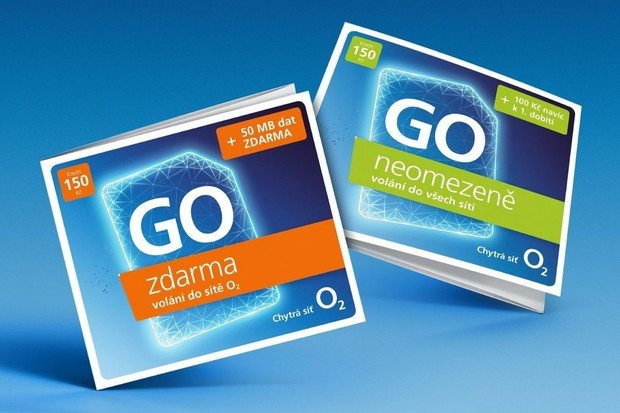 O2 rozdává SIM karty zdarma. Za 25 Kč vám dá neomezené volání a SMS na den