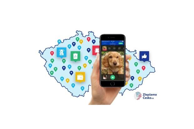 Rychlé řešení komunálních problémů přes aplikaci. To je novinka Zlepšeme Česko