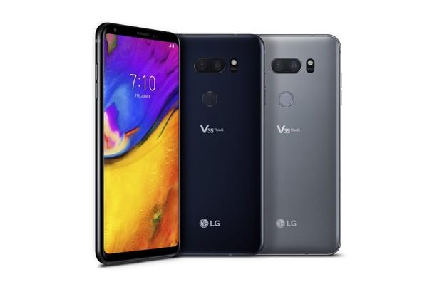 Nové LG V35 ThinQ si bere to nejlepší z V30 a G7. K nám se nepodívá