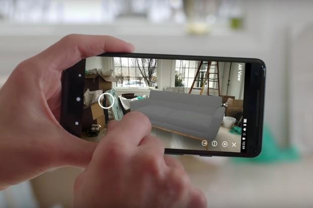 Objevte svět rozšířené reality na Androidu s těmito aplikacemi