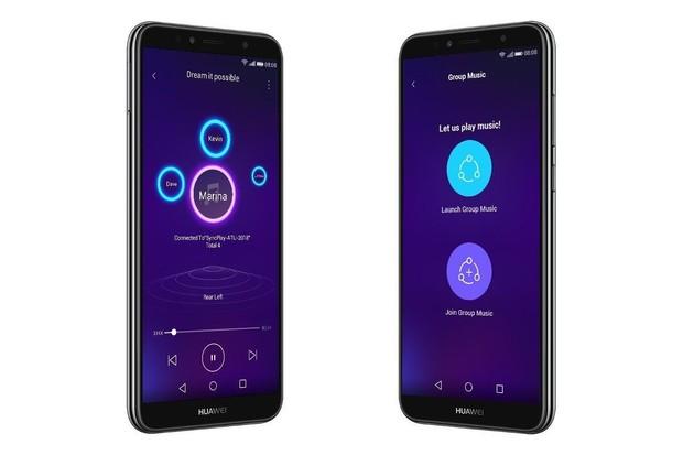 "Slušná výbava za ""čtyřku"" . Na český trh dorazil Huawei Y6 Prime (2018)"