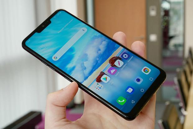 Vodafone zařadil do nabídky LG G7 ThinQ, cenou překvapí