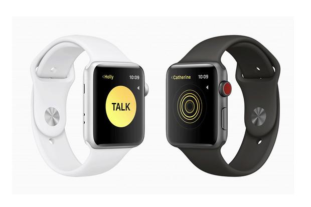 watchOS 5 zaměřený na fitness a komunikaci je tu
