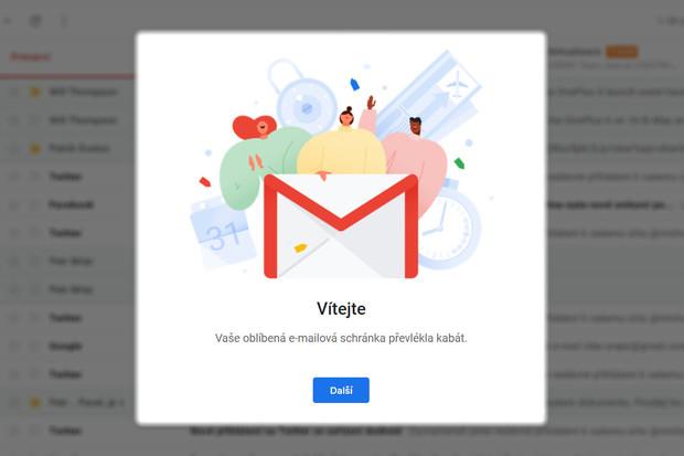 Používáte Gmail? Od července to bude pěkně dynamické