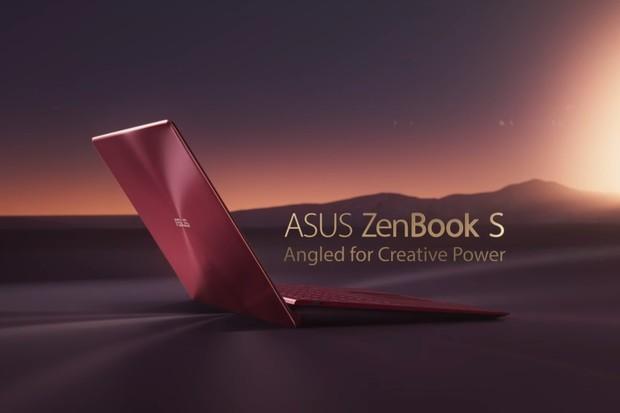 ASUS ZenBook Pro a ZenBook S: pohodlné psaní a nezvyklý touchpad