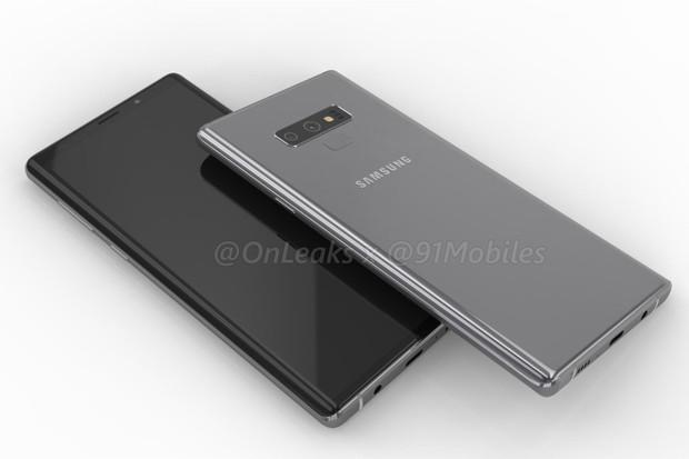 Je to oficiální. Samsung Galaxy Note 9 se představí 9. srpna