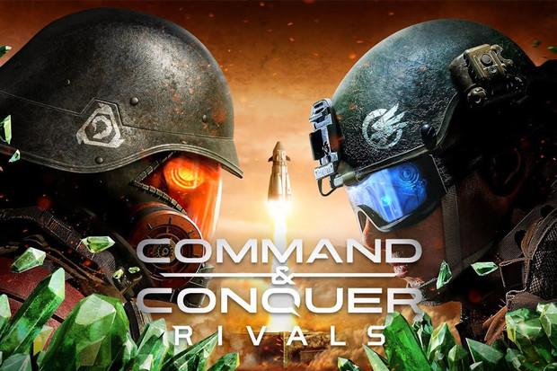 Rivals je mobilní strategie ze světa Command and Conquer