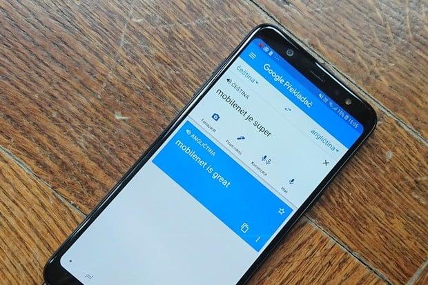 Kvalitní překlad s aplikací Google Translate bude nově možný také offline