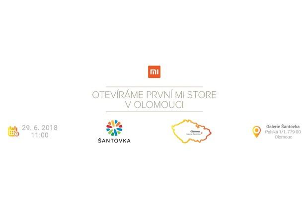 Mi Store míří na Moravu. V Olomouci pořídíte Xiaomi Redmi 4X za 500 Kč