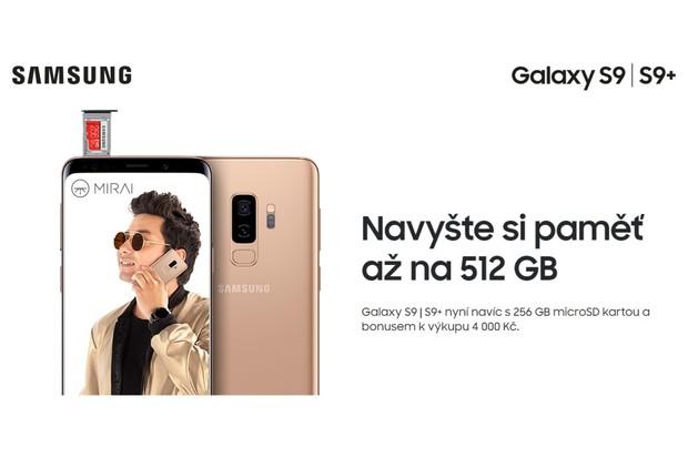 Chcete nový Samsung? Prodejte starý a získejte od výrobce 4tisícový bonus