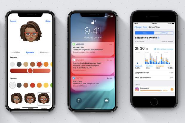 Apple vydal druhou veřejnou betu iOS 12