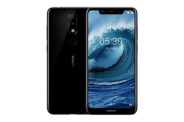 Nokia X5 je lesklá novinka s duálním fotoaparátem a velkým displejem